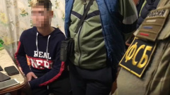 Опубликовано видео задержания подростков, готовивших теракты в Крыму