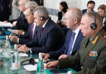 Шойгу раскритиковал США за разграбление Сирии