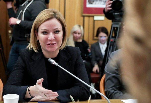 Министр культуры Ольга Любимова услышала просьбу «Христа ради»