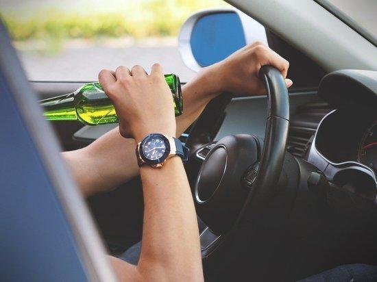 В Марий Эл любитель выпить за рулем предстанет перед судом