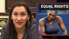 Теннисистка Екатерина Бычкова рассказала о роли феминисток в спорте