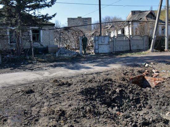 ОБСЕ: в последнее обострение в Луганске зафиксировано более 2500 взрывов