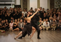 Алматы растворился в ритмах аргентинского танго