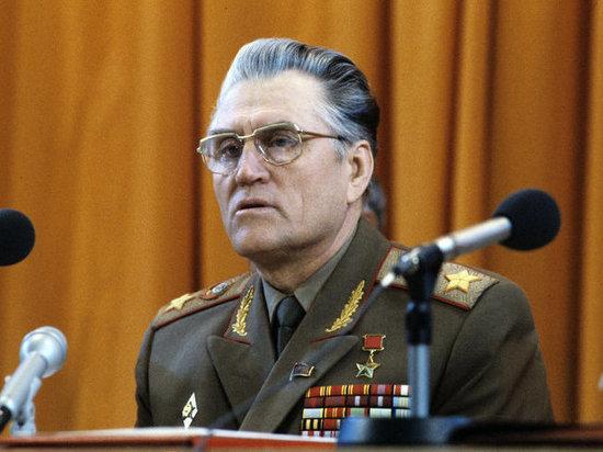 Один из Маршалов Советского Союза три года служил в Сосновом Бору в Бурятии