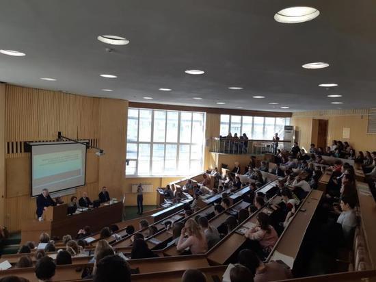 В Волгограде состоялась международная конференция, посвященная 75-летию Великой Победы