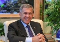 Минниханов в тройке лидеров всероссийского рейтинга губернаторов