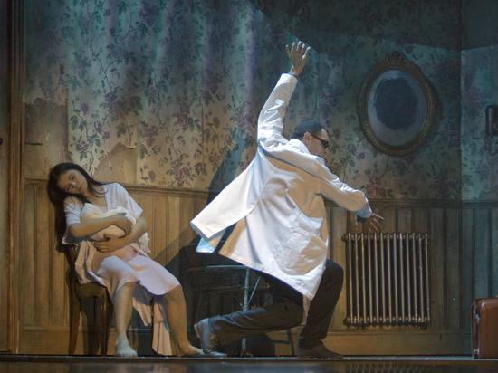 На фестивале Башмета в Сочи прима Наталья Осипова представила танцевальную драму «Мать»