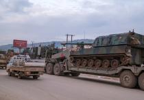 Оценена вероятность военного конфликта между Турцией и Сирией, поддерживаемой Россией