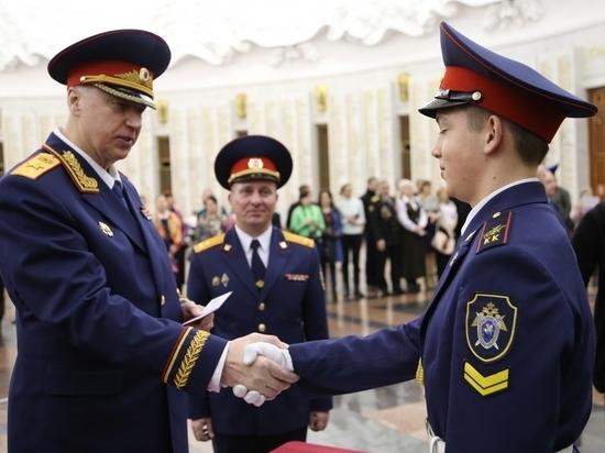 СУ СК предлагает костромским старшеклассникам стать кадетами