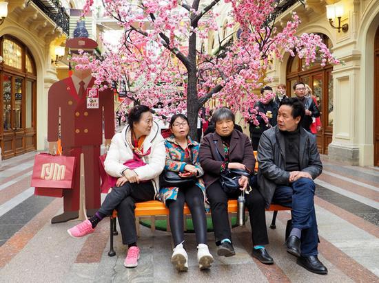 Посчитаны потери туризма от запрета въезда китайцев в Россию