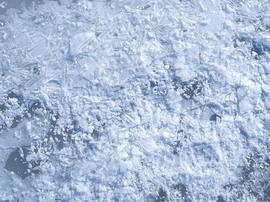 10-летний ребенок в Тульской области провалился под лед и скончался