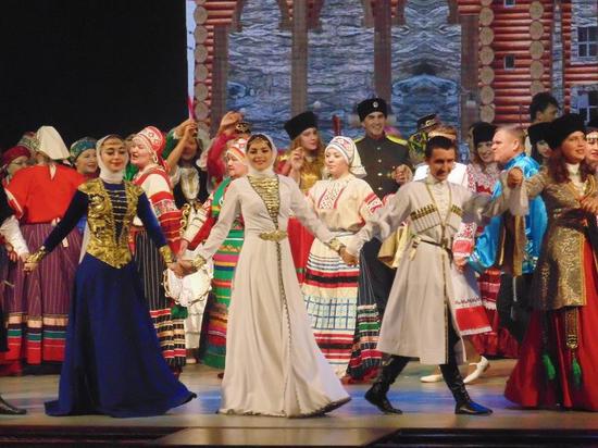 Калмыцкая культура будет представлена на Полярном круге