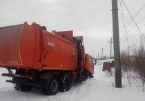 В Лабытнанги УК забыла про уборку почти целого района
