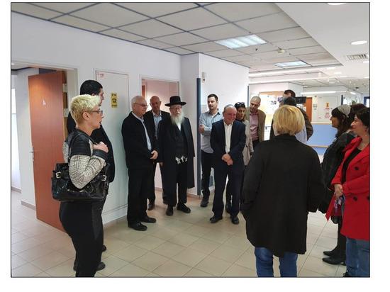 В Израиле открылся первый центр приема больных коронавирусом