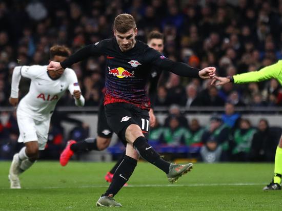 Моуринью уступил дебютанту плей-офф ЛЧ: «Лейпциг» победил «Тоттенхэм»