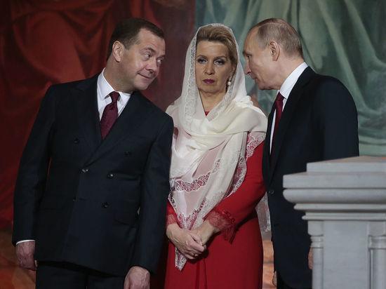 Путин о своем