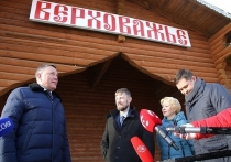 В Верховажье началась масштабная подготовка к фестивалю «Деревня – Душа России»