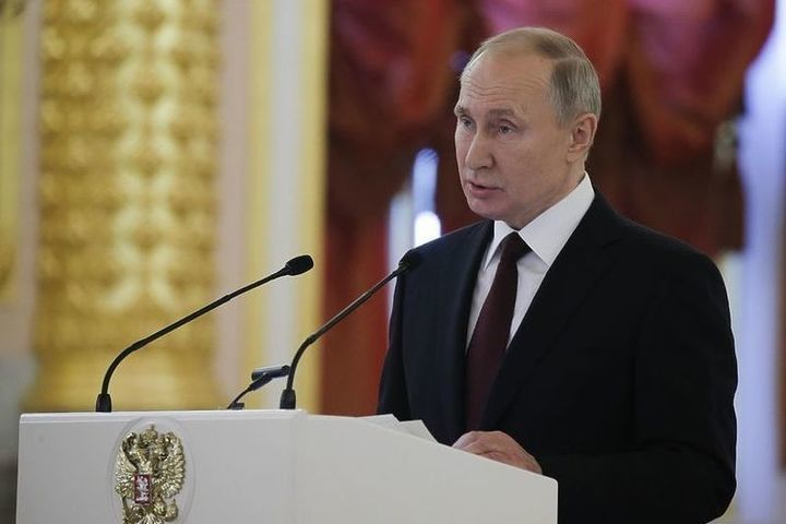 Путин поблагодарил спецслужбы США перед ФСБ