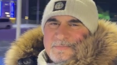 «Олени, юрта — красота»: Валерий Меладзе прогулялся по Салехарду