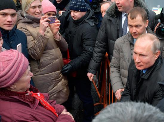В Кремле оценили жалобу петербурженки Путину из-за маленькой пенсии