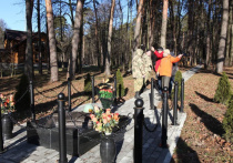 В Калуге пропали останки 121 красноармейца