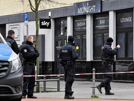 Девять убитых в Германии: стрелок из Ханау опубликовал странное видео