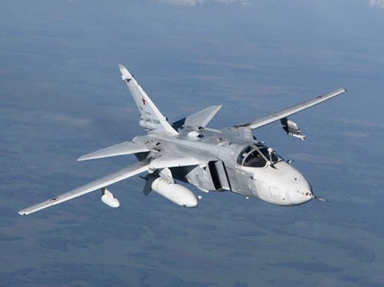 Самолеты ВКС России в Сирии атаковали турецкую бронетехнику