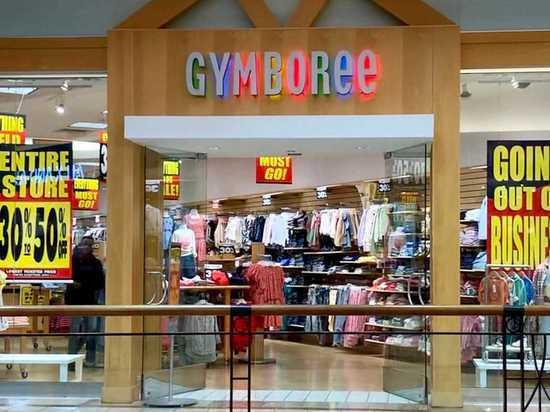 Торговая марка детской одежды Gymboree возвращается