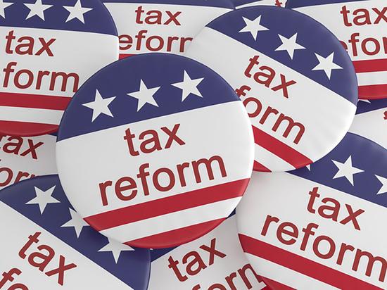 Трамп: налоговая реформа 2.0