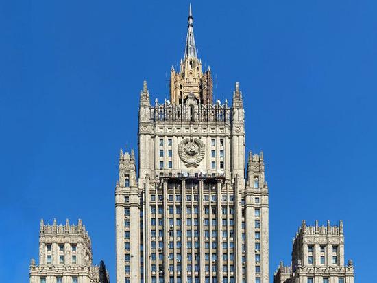 В МИД РФ предостерегли Украину от саморазрушения