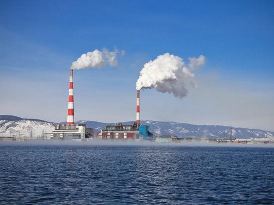 В Бурятии Гусиноозерская ГРЭС загрязняла реку сточными водами