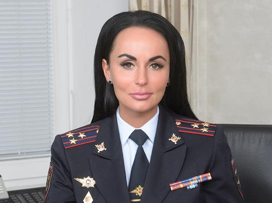 Официальному представителю МВД Ирине Волк присвоено звание генерал-майора