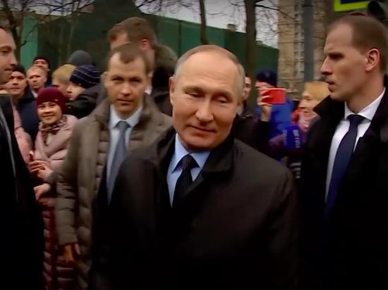Названы главные страхи россиян в случае ухода Путина
