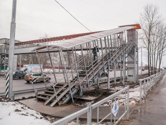 Владимирские активисты ОНФ проверили доступность надземных переходов через трассу М-7