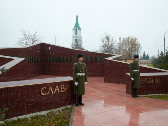 В Рязани почтят память погибших в Чечне десантников