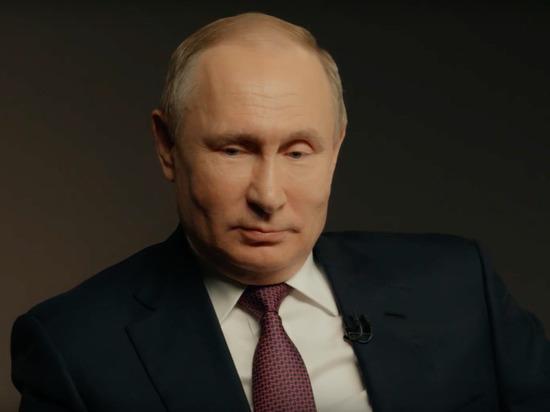 Путин прокомментировал шутку Зеленского о нем в сериале «Слуга народа»