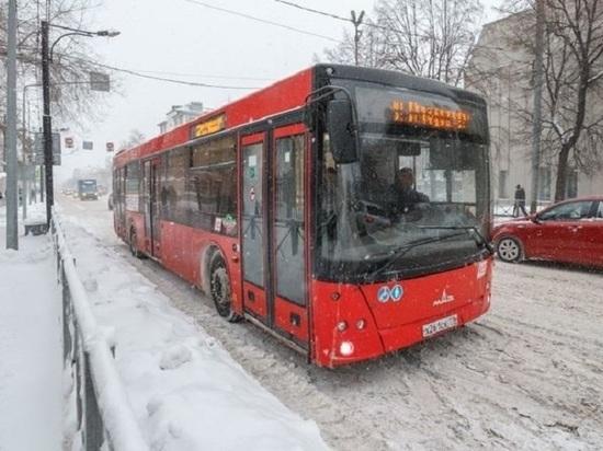 В Казани запустят регулярное автобусное сообщение от «Южного» до «Меги»