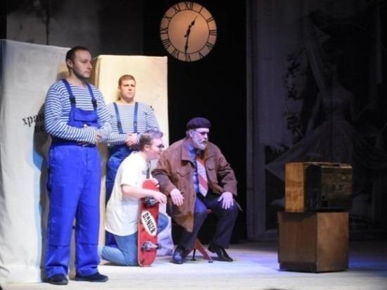 В Тамбове покажут спектакль, который был номинантом «Золотого Витязя»
