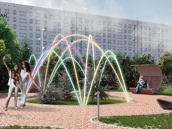 В 2020 году в Ноябрьске благоустроят в два раза больше дворов