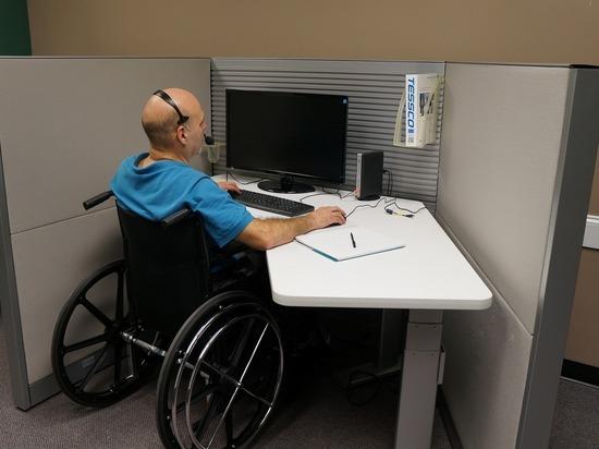 На Кубани хотят трудоустроить более 50 тысяч инвалидов