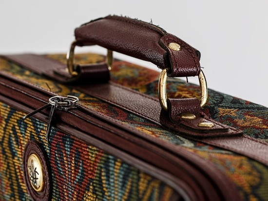 В Тульской области нашли чемодан с трупом женщины