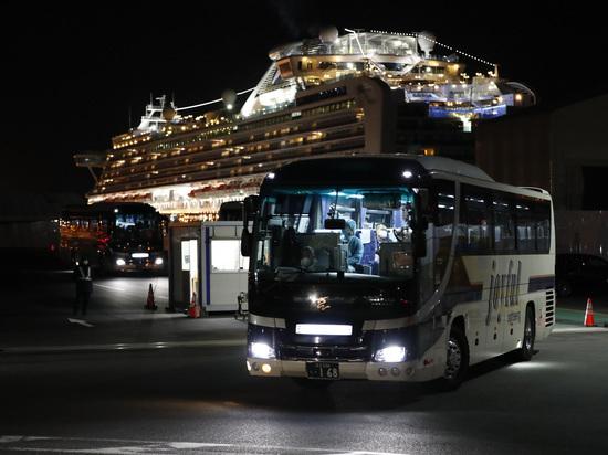 У пассажира Diamond Princess, вернувшегося в Израиль, был обнаружен коронавирус