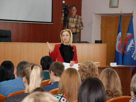 Ольга Тимофеева: Поправки в Конституцию - будущее наших детей