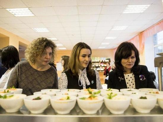 83% жителей поддержали идею контроля родителями качества питания в подмосковных школах
