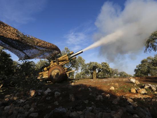 Оценена возможность войны Турции с Россией из-за Идлиба