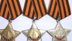 Нам есть кем гордиться: Полный кавалер ордена Славы Дмитрий Темляков