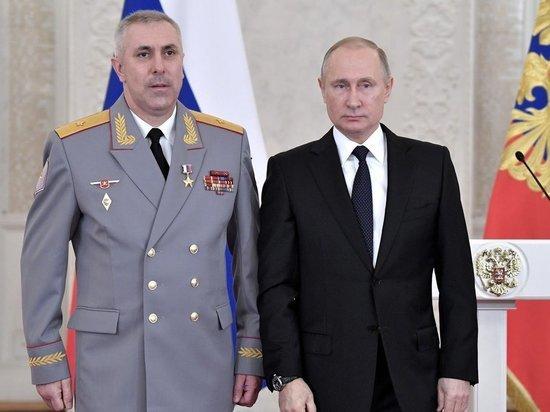 Генералу из Дагестана присвоили очередное воинское звание