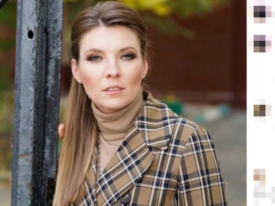Скабеева ответила Зеленскому насчет вирусологов в спортивных костюмах