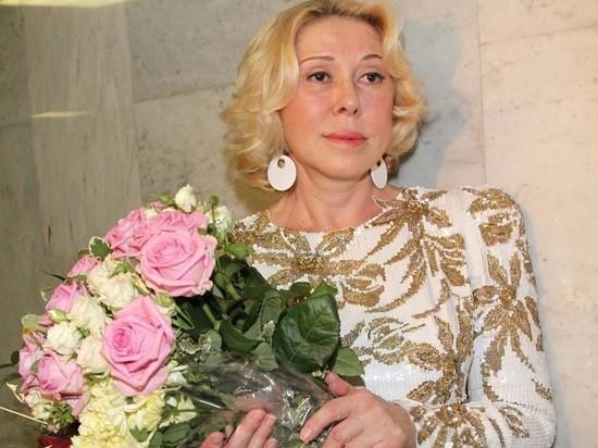 СМИ: 30-летний брак Любови Успенской оказался фиктивным