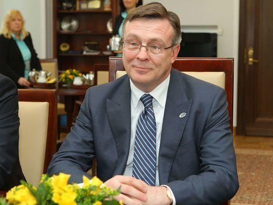 СМИ: В доме экс-главы МИД Украины нашли тело бизнесмена